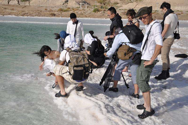 Hiring film crews in Israel