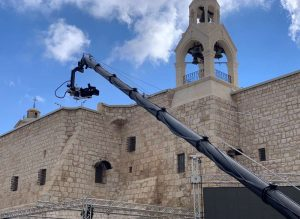 film at Bethlehem