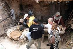 The Land of Jesus Filming in the Holy Land