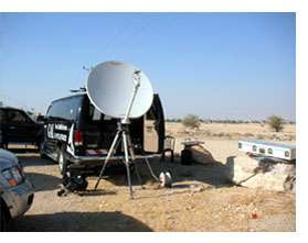 Satellite Services in Israel