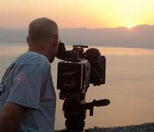 Film a documentary in the Holy Land