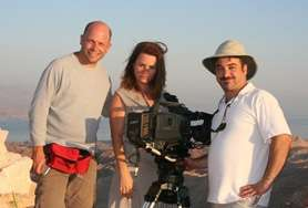 Filming at the Red Sea with Flight 33 Productions