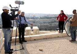 Biblical Productions and PBS in the Pope's Footsteps